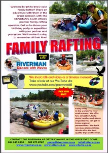 LOGO - rafting for families